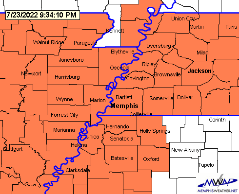 MWN Blog: Flash Flood Emergency for Memphis/Shelby County - heavy