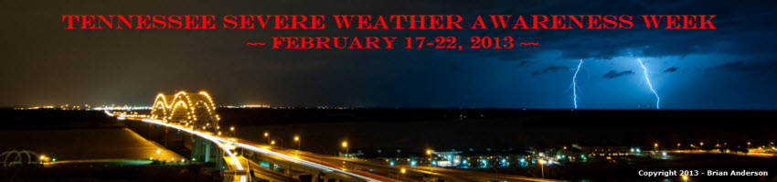 TN Severe Weather Awareness Week