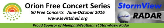 Levitt Shell - Orion Free Concert Series
